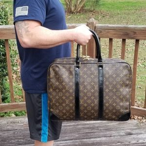 *HOLD*Louis Vuitton 45 CARRYON/BRIEFCASE/SUITCASE